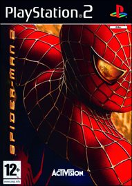 Spider-Man 2 (Sony PlayStation 2) (PAL) cover