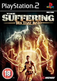 The Suffering: Ties That Bind (Sony PlayStation 2) (PAL) cover