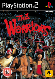 The Warriors (Sony PlayStation 2) (PAL) cover