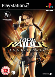 Tomb Raider: Anniversary (Sony PlayStation 2) (PAL) cover