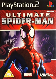 Ultimate Spider-Man (б/у) для Sony PlayStation 2