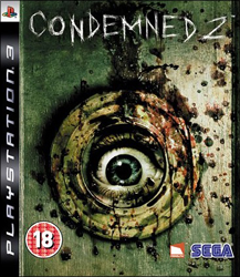 Condemned 2 (Sony PlayStation 3) (EU) cover