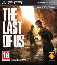 The Last Of US (б/у) для Sony PlayStation 3