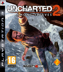 Uncharted 2: Among Thieves (б/у) для Sony PlayStation 3