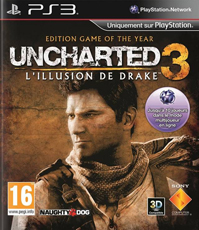 Uncharted 3 Drake's Deception: Game of the Year для Sony PlayStation 3