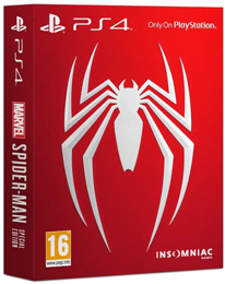 Marvel's Spider-Man (Special Edition) (PS4) (EU) (UK)
