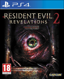 Resident Evil 4 (PS4) (EU) cover