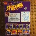 Battle Ravaged Spider-Man - Secret Storage Backpack! | Toy Biz 1994 фото-3