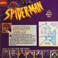 Battle Ravaged Spider-Man - Secret Storage Backpack! | Toy Biz 1994 фото-4