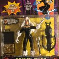 Black Cat - Cat Scratching Crossbow / Spider-Man: The Animated Series - Toy Biz 1994 фото-2