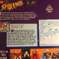 Black Cat - Cat Scratching Crossbow / Spider-Man: The Animated Series - Toy Biz 1994 фото-4