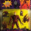 Carnage Unleashed - Removeable Symbiotic Limbs! | Spider-Man: The Animated Series - Toy Biz 1994 фото-2