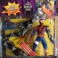 Cyborg Spider-Man - High Tech Armor | Toy Biz 1994 фото-2