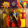 Dr. Strange - Mystical Morphing Cape | Spider-Man: The Animated Series - Toy Biz 1994 фото-2