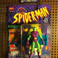 Green Goblin - Goblin Glider Attack with Missile Firing Action | Spider-Man: The Animated Series - Toy Biz 1994 фото-1