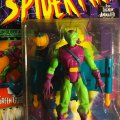 Green Goblin - Goblin Glider Attack with Missile Firing Action | Spider-Man: The Animated Series - Toy Biz 1994 фото-2