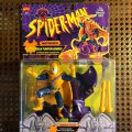 Hobgoblin Pumpkin Bomber with Pumpkin Bomb Launching Action | Spider-Man: The Animated Series - Toy Biz 1994 фото-1