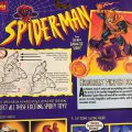 Hobgoblin Pumpkin Bomber with Pumpkin Bomb Launching Action | Spider-Man: The Animated Series - Toy Biz 1994 фото-4