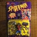 Man-Spider - Immobilizing Restraints!   Toy Biz 1994 фото-1