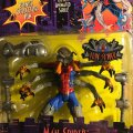 Man-Spider - Immobilizing Restraints!   Toy Biz 1994 фото-2