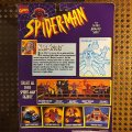 Man-Spider - Immobilizing Restraints! | Toy Biz 1994 фото-3