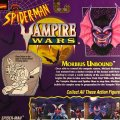 Morbius Unbound - Blood Pumping Action! | Toy Biz 1994 фото-4