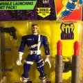 Nick Fury - Missile Launching Jet Pack! | Toy Biz 1994 фото-2
