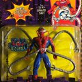 Octo-Spidey - Poseable Tentacles! | Spider-Man: The Animated Series - Toy Biz 1994 фото-2