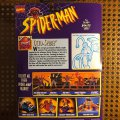 Octo-Spidey - Poseable Tentacles! | Spider-Man: The Animated Series - Toy Biz 1994 фото-3