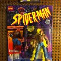 Peter Parker with Camera Accessory | Toy Biz 1994 фото-1