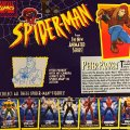 Peter Parker with Camera Accessory / Spider-Man: The Animated Series - Toy Biz 1994