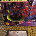 Sky Scraper Stunt Set - Crime Central Web-Spinner Spidey | Toy Biz 1994 фото-2