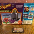 Sky Scraper Stunt Set - Crime Central Web-Spinner Spidey | Toy Biz 1994 фото-3