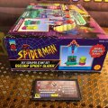 Sky Scraper Stunt Set - Oscorp Spidey Glider | Toy Biz 1994 фото-5