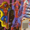 Sky Scraper Stunt Set - Skyline Web-Runner   Toy Biz 1994 фото-2