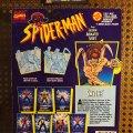 Smythe - Punching Power! / Spider-Man: The Animated Series - Toy Biz 1994