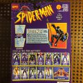 Spider-Man Black Costume with Web-Climbing Action | Spider-Man: The Animated Series - Toy Biz 1994 фото-3