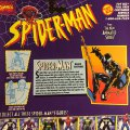 Spider-Man Black Costume with Web-Climbing Action | Spider-Man: The Animated Series - Toy Biz 1994 фото-4
