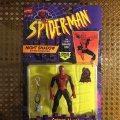 Spider-Man Night Shadow with Web Swinging Gear | Toy Biz 1994 фото-1
