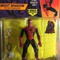 Spider-Man Night Shadow with Web Swinging Gear | Toy Biz 1994 фото-2