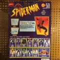 Spider-Man Night Shadow with Web Swinging Gear | Toy Biz 1994 фото-3