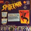 Spider-Man Night Shadow with Web Swinging Gear | Toy Biz 1994 фото-4