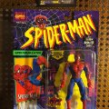 Spider-Man - Super Poseable Action! | Toy Biz 1994 фото-1