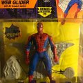 Spider-Man Web Glider with Air Assault Action | Toy Biz 1994 фото-2