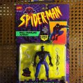 Spider-Sense Spider-Man - Wall Crawling Action! | Toy Biz 1994 фото-1