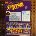 Spider-Sense Spider-Man - Wall Crawling Action! / Spider-Man: The Animated Series - Toy Biz 1994