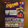 Venom II - Removable Symbiotic Mask! | Toy Biz 1994 фото-3