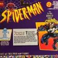 Venom II - Removable Symbiotic Mask! | Toy Biz 1994 фото-4