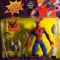 Web Cannon Spider-Man - Web Blast Action! | Toy Biz 1994 фото-2