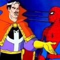 Dr. Strange | Spider-Man: The Animated Series 1994 изображение-2
